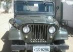 Ford Jeep Willys 4x4 1964 - Peça Para Colecionador