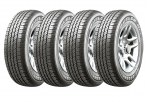 Jogo De 4 Pneus Bridgestone Dueler H/t D684 265/60r18 110h