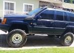 Jeep Grand Cherokee ZJ 1998