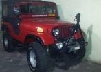 Jeep 6cc Injetado FORD 4.9 4x4 trilha