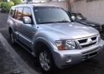 Pajero Full 3.8 HPE Prata 2005 - gasolina