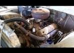 Moto V8 + cambio + diferencial F-100  1975