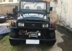 Toyota Bandeirante Xingu - Ano 89 - Diesel 4x4 - Doc em dia - 2016 vistoriado - Recibo em branco