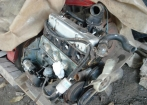 motor e cx de opala completo � gasolina