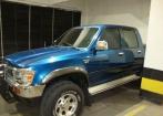 hilux sr5 cd turbo diesel 1999, azul 155.000 quilomentros toda nova