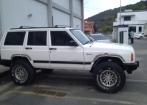Jeep Cherokee 4.0 gnv