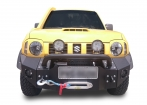 Para-choque Dianteiro De Aço - Suzuki Jimny 4sport