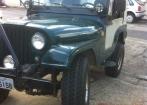 Jeep - Ford Willys 4X4 Verde Mecanica Perfeita