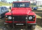 land Rover Defender 110 CSW 9 Lugares-