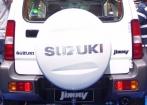 Capa de estepe rigida suzuki jimny