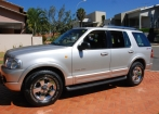 Ford Explorer Limited 7 lugares