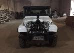 Jeep Willys - motor de Opala 4cc