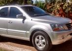 Vendo Kia Sorento Prata - 4x4 - Turbo Diesel