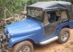 VENDO CJ5 WILLYS