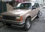 Ford Explorer xlt v6 automatica. gasolina 4x2