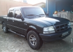 Vendo ou Troco Ranger Dupla Diesel 2.8 Turbo Intercooler 4x4 Power Stroke - 2002