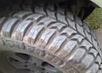 Vendo 4 pneus 305/70 R 16