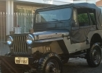 JEEP WILLYS CJ3A 1951