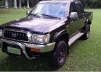 Toyota Hilux SR 3.0 Turbo Diesel 4x4 - 2002