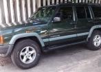 Jeep Cherokee Sport 1998 Gasolina Verde   Com Procedência