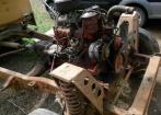 motor e cambio de rural 6 cilindros