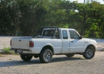 Ford Ranger XLT 4.0 V6 Estendida SUPERCAB com GNV - ano 99