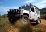 Land Rover Defender 90 2.5 CSW TDI