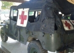 Toyota Bandeirante Militar 1996