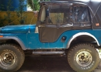 Jeep Willys CJ5 4x4  Estruturado para Trial