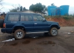 Vendo Pajero  4x4 2.8 turbo intercooler
