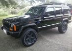 Jeep Cherokee Sport 4x4 Diesel motor de Ranger 2.8 Power Stroke
