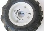 pneu 4.00-8 com aro e camara  para kart cross buggy carreta