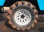 Pneus ignorante + rodas Mangels - 265x75x16