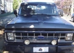 Ford F1000 Cabine Dupla 1985