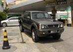 Mitsubishi L200 2.5 GLS - Turbo Diesel - 2003 - C.Dupla - Linda!