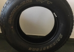 Vendo um pneu Bridgestone P205/75R15 — NOVO