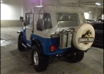 Jipe Ford Willys 1982, ultima série