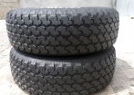 Par Pneus Jk Tyre 235/70 R16 (semi-novo, 70% de vida util)