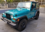 Jeep Wrangler 97 Manual