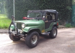 jeep willys 1957