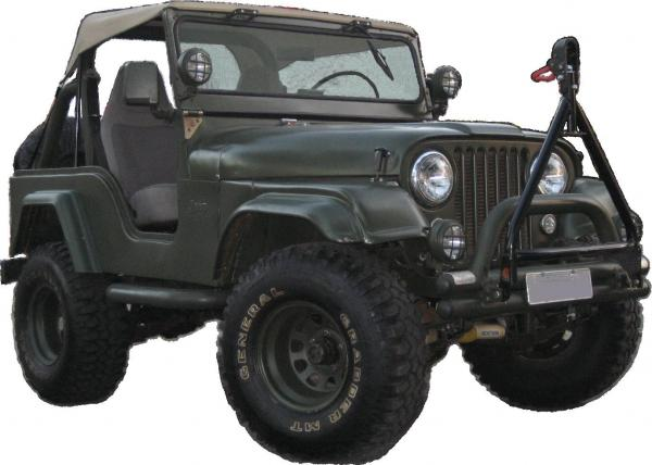 CJ 62 Verde - Agosto 08