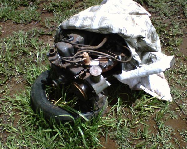 motor da C20