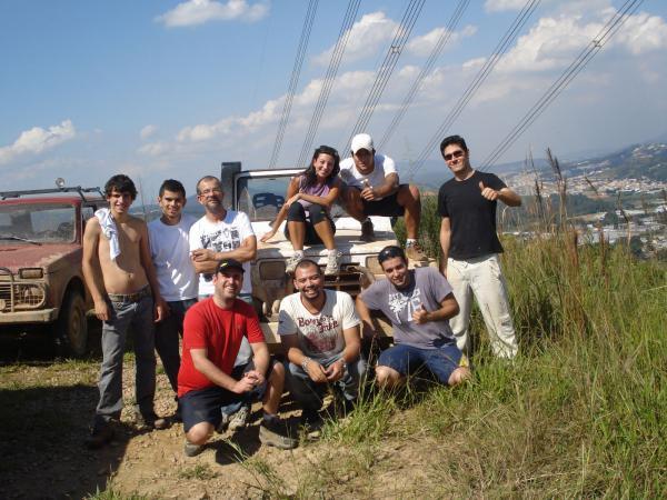 Trilha da Aguas - Cajamar