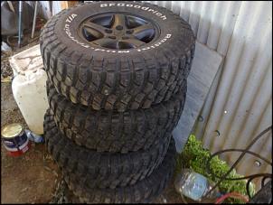 Compro rodas 15x8 5 furos cherokee ranger for Pila pneus