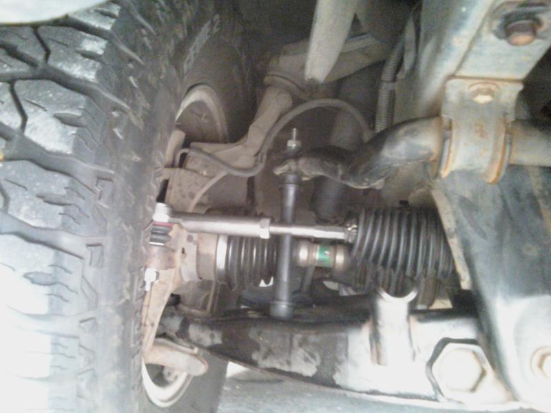 D Cambagem Ford Ranger Body Lift Img