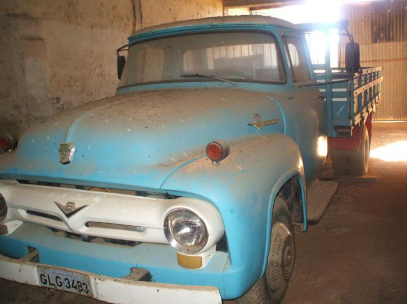 1966 ford f600