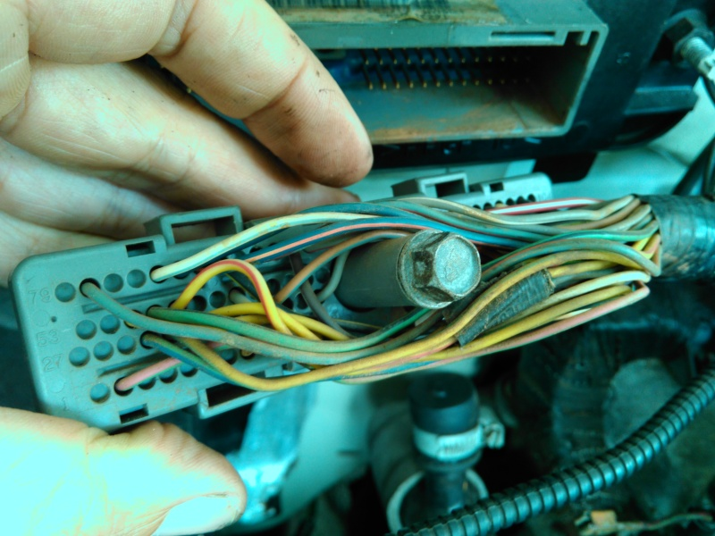Connect The Map Sensor To My Ecu  Wiring Missing  - Ranger-forums