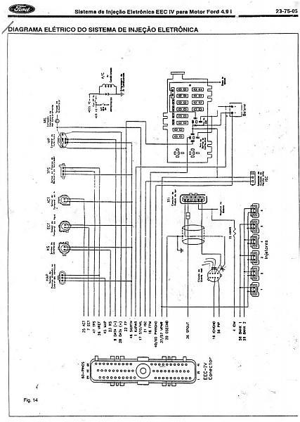 esquema eletrico motor falcon  f1000  4 9i