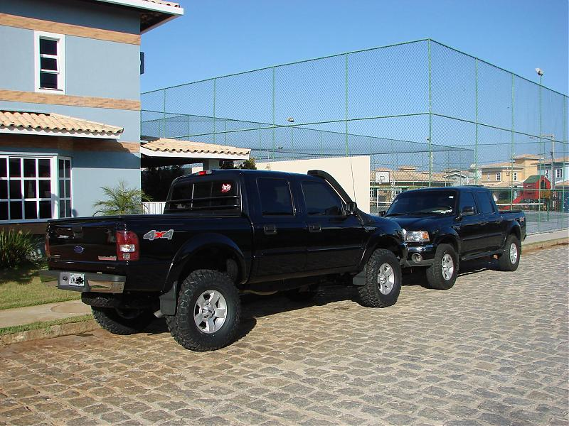 ranger 3 0 com snorkel body lift e pneus 305 75x16. Black Bedroom Furniture Sets. Home Design Ideas
