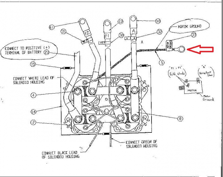 superwinch 9000 wiring diagram